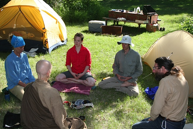 Land Care Retreat: Spiritual Practice with the Natural World – with safety