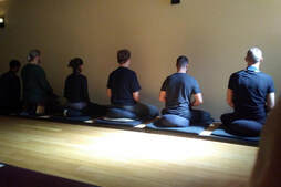 Zazen - From Sanshinji Website